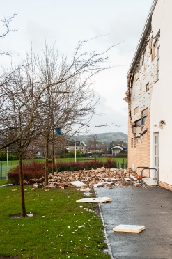 Edinburgh School Wall Collapse Report Issued