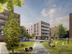 Planning Permission Secured for Duke's Wharf, Norwich