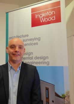 Ingleton Wood appoint new Director of Building Surveying