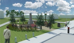 Ingleton Wood backs plans for lasting memorial to honour war heroes