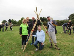 Colchester office embrace the outdoors for their latest team building event