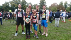 Staff take on Chariots of Fire 2017 in aid of Alzheimer's Research UK