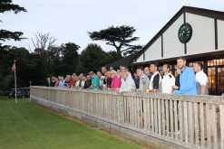 Fundraisers in full swing for Ingleton Wood's charity golf day