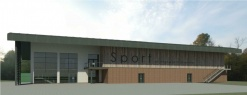 Ingleton Wood receives planning permission for new sports hall at Kent school