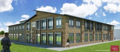 Ingleton Wood starts work on brand new £3 million state-of-the-art teaching block at Essex school