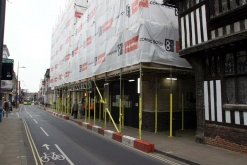 Work on 'super budget' hotel in Ipswich town centre on track