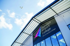'Green' accolade for the new Stansted Airport College