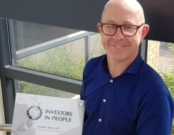 Ingleton Wood gain 'Silver' in longstanding Investors in People accreditation