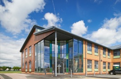 New school term, new £3m state-of-the-art teaching block designed by Ingleton Wood