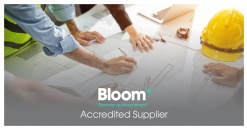 Ingleton Wood now an accredited supplier for Bloom