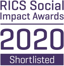 Ipswich Winerack shortlisted for inaugural RICS Social Impact Awards 2020