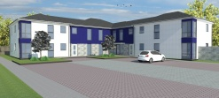 Planning Permission Secured for 25 New Homes