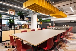 Ingleton Wood celebrates Mixology20 Awards shortlist after designing innovative London office