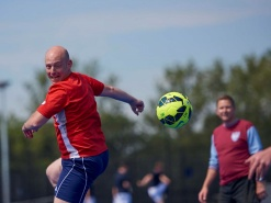 Ingleton Wood Charity Football Tournament in aid of St Elizabeth Hospice