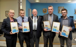 Ingleton Wood Win Design Award