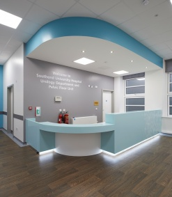 Ingleton Wood Completes New Urology Outpatients Department