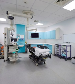 Ingleton Wood Completes New Endoscopy Department at Bedford Hospital