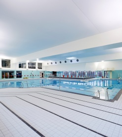Ingleton Wood Completes Fairfield Leisure Centre